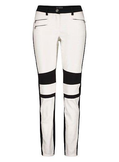 pantalons Laura Scott Biker