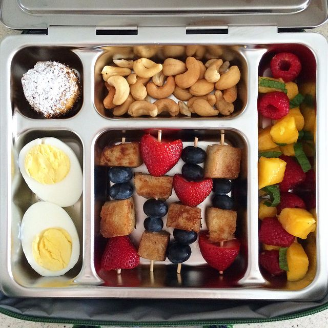 School Lunch Inspiration – Over 20 Lunchbox Ideas–Annie's Eats