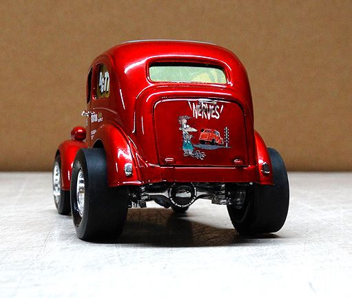 Wayne Delrio S 48 Anglia Model Cars Building Scale Models Cars