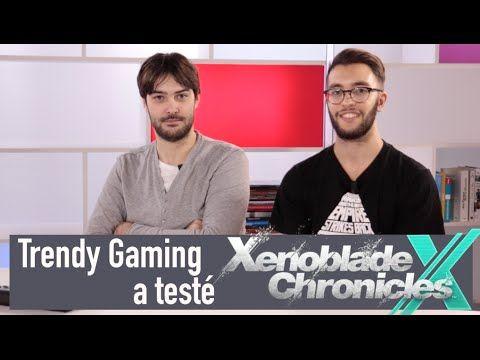 Xenoblade Chronicles X : le test de Trendy Gaming !