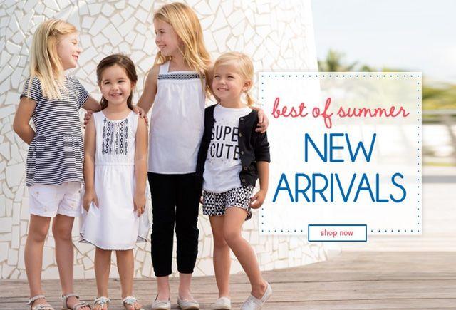 cdc2d1354 Conoce las mejores marcas para ropa de niños en Estados Unidos ...