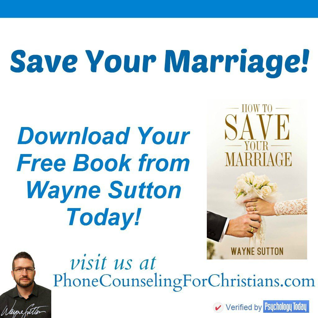 Save Your Marriage With Images
