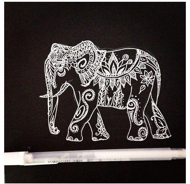 Tattoo Designs Kochi: Arte De Elefante