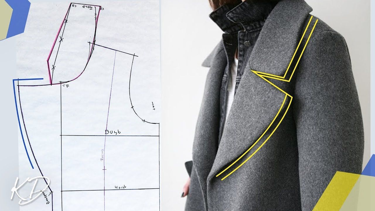 Tutorial: sewing a notched collar | closet case patterns.