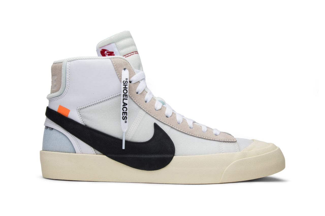 09c451939ce711 GOAT Takes a Look Back at the Off-White™ x Nike