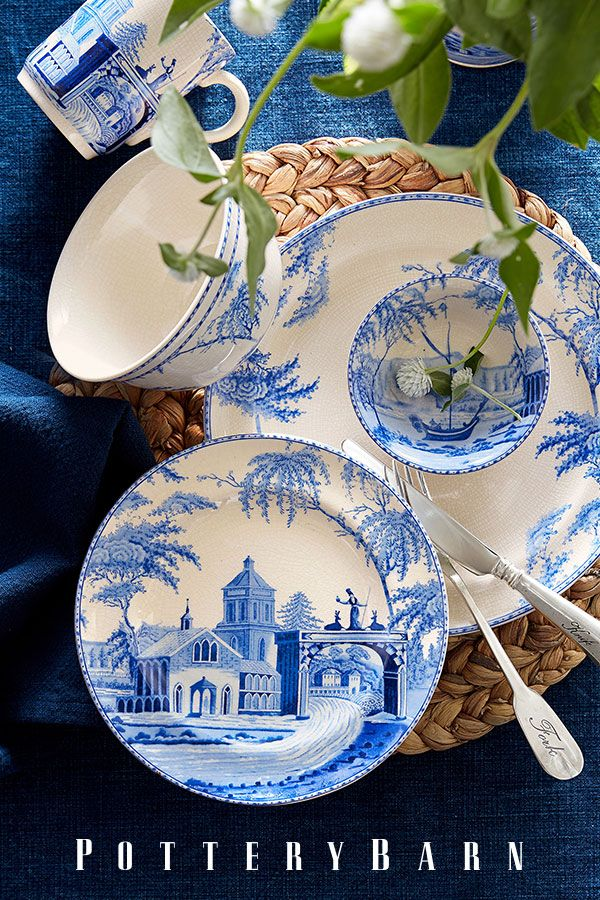 Set The Table With Casual Dinnerware From Pottery Barn. Find Tableware For  Simple, Stylish Dining Perfect For Year Round Use.