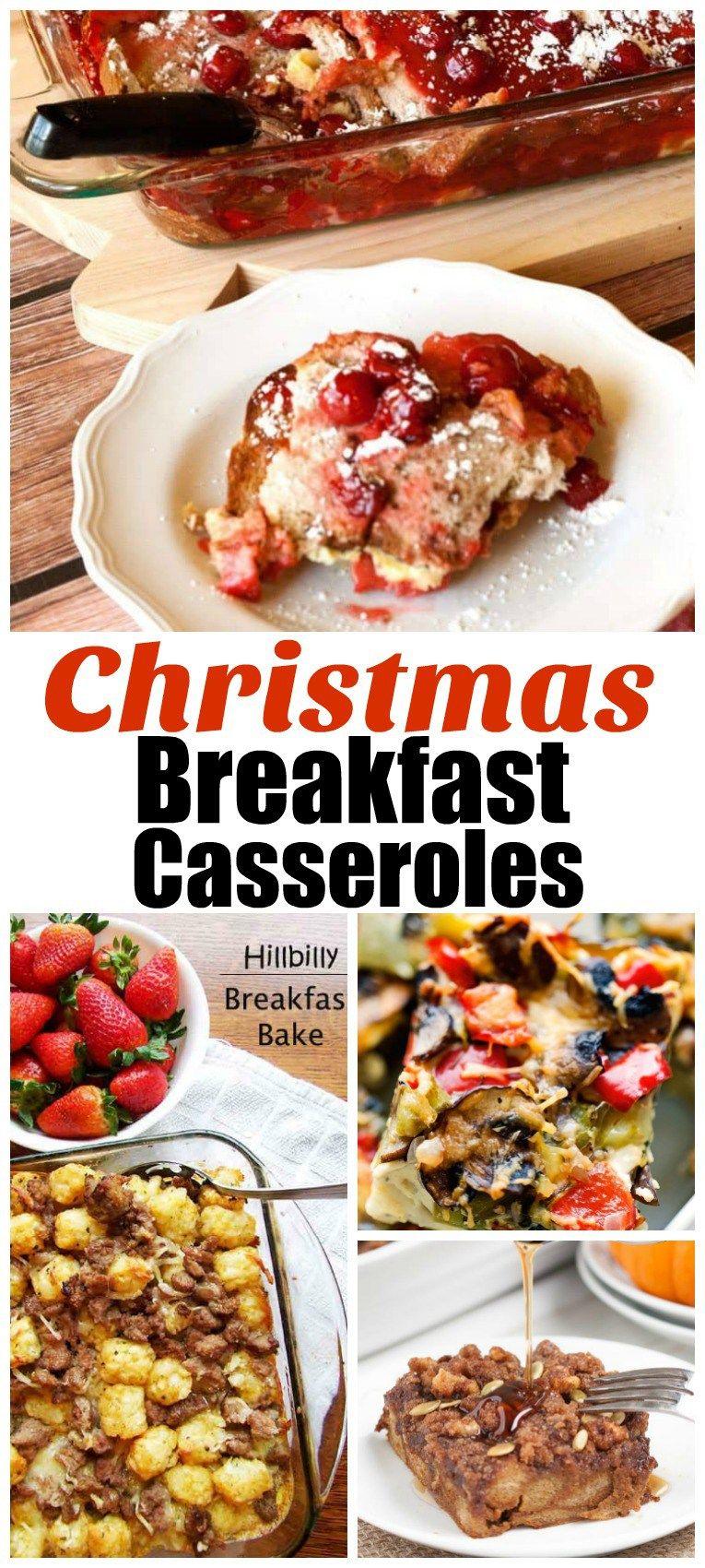best breakfast casserole recipes - Best Christmas Breakfast