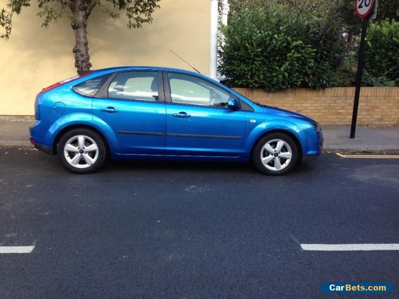 Ford Focus Mk2 1 6 Zetec Climate Ford Focus Forsale