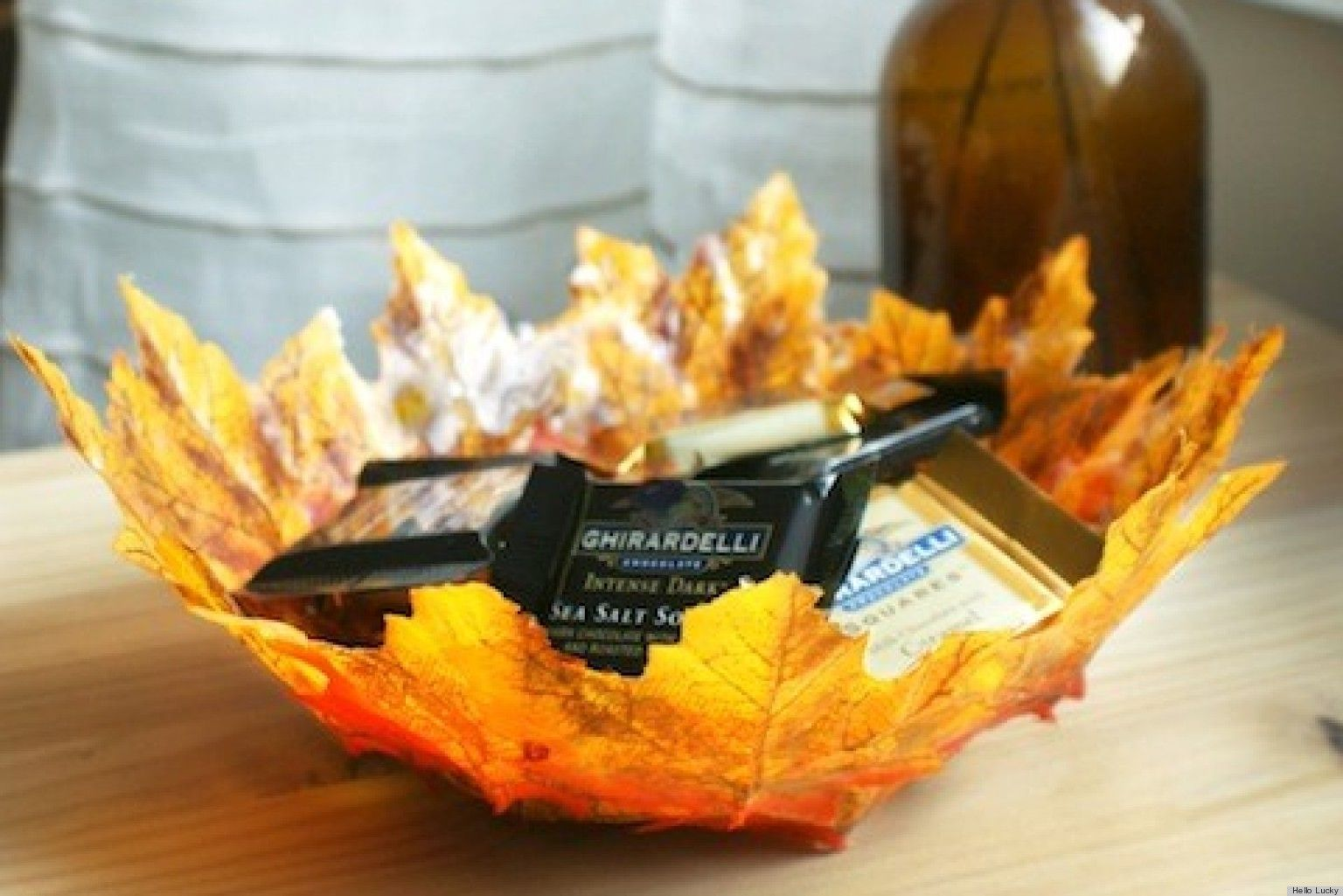 Up Your Thanksgiving Style With Beautiful Fall Foliage Projects To
