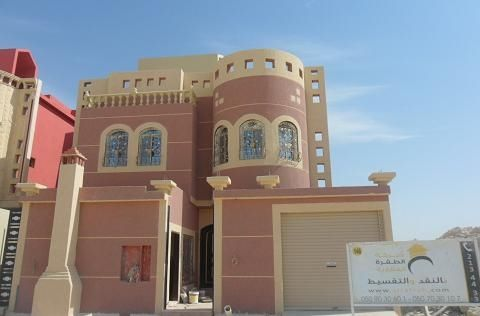فيلا للبيع في الدار البيضاء الرياض المساحة 312 5م شركة الطفرة العقارية House Styles Villa Property For Sale