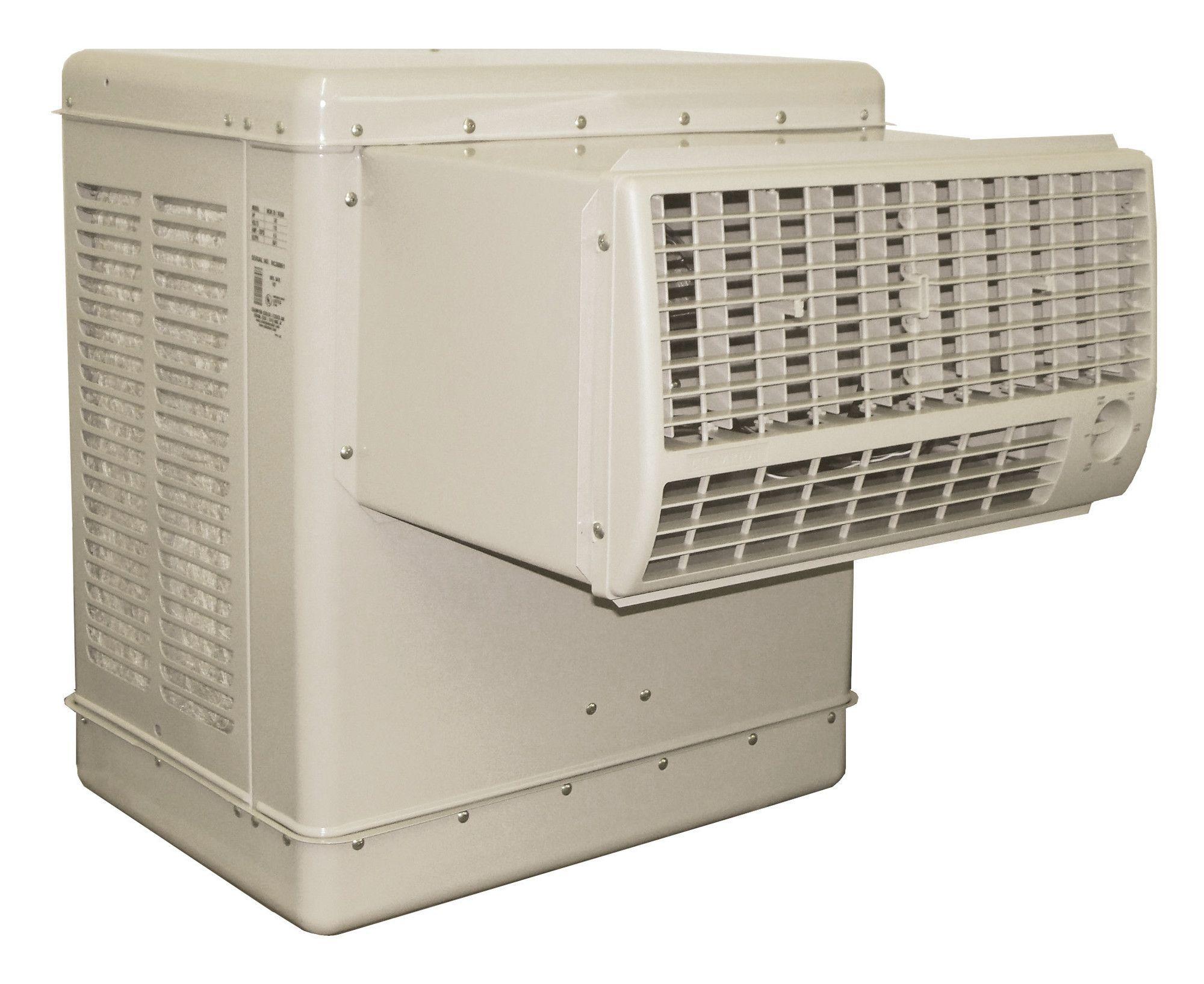 600 CFM Evaporative Cooler Evaporative cooler, Home, Windows