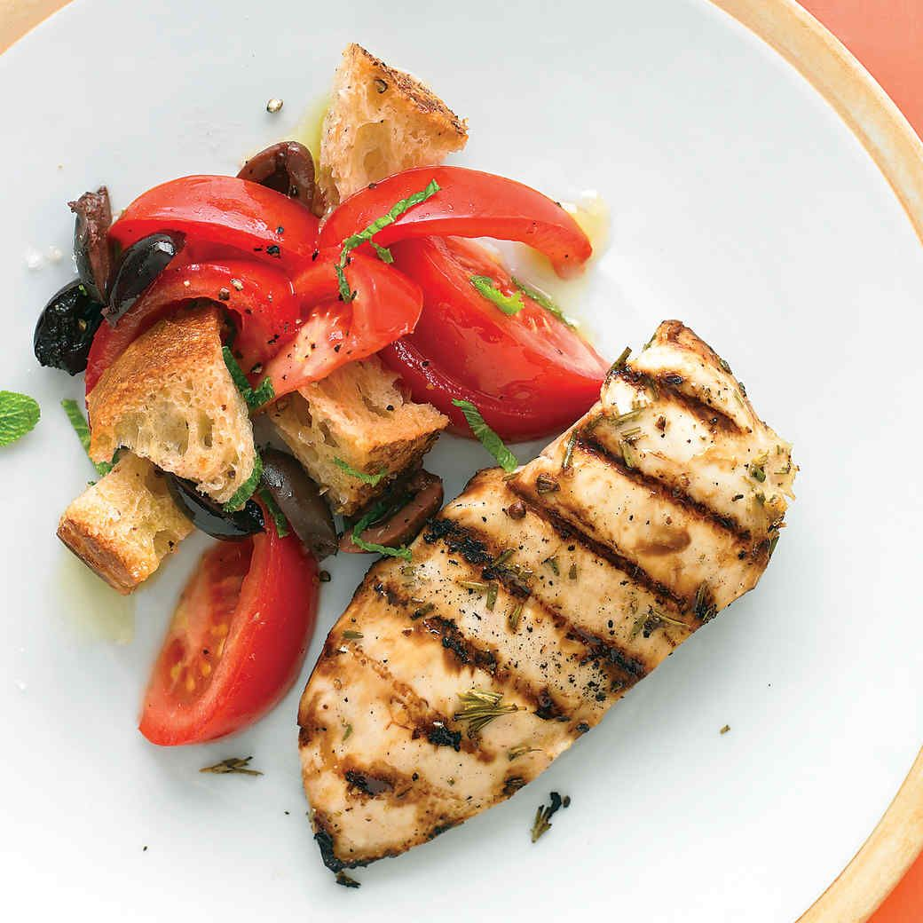 Buttermilk And Herb Marinated Chicken Recipe Grilled Chicken Recipes Healthy Barbecue Marinated Chicken