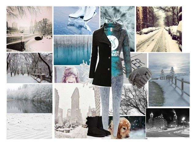 """Winter"" by alptraum ❤ liked on Polyvore"