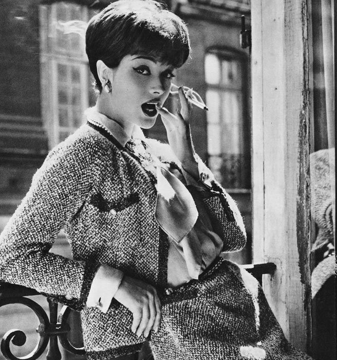 Chanel Vintage Fashion Photography