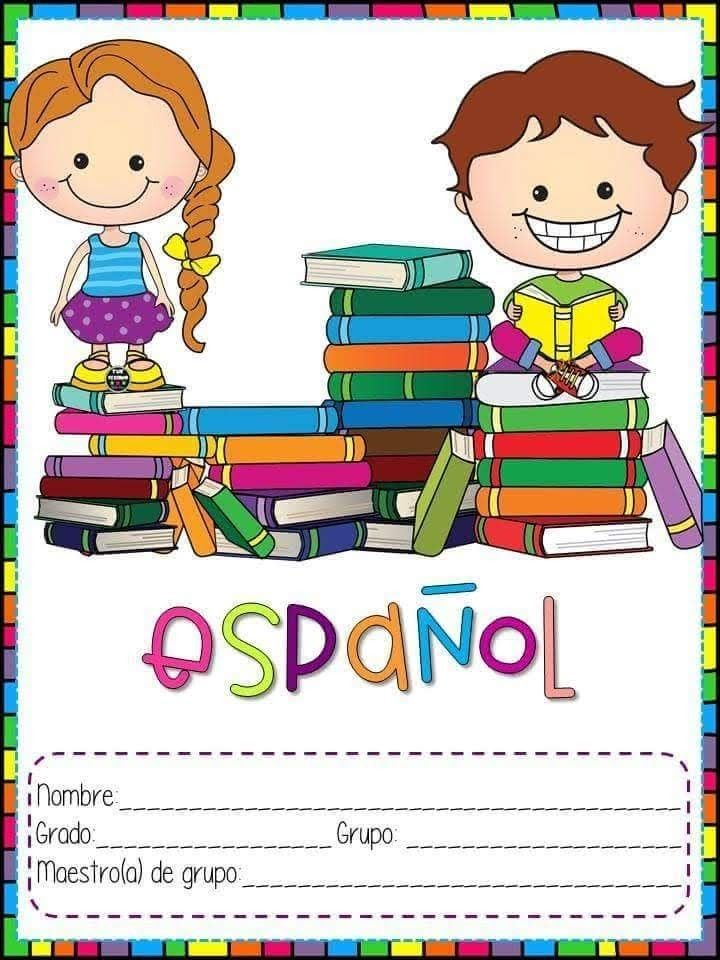 Pin De Silvia Gutierrez Camacho En Maestra Creativa Caratulas Para Cuadernos Escolares Etiquetas Escolares Para Imprimir Agenda Escolar Para Imprimir