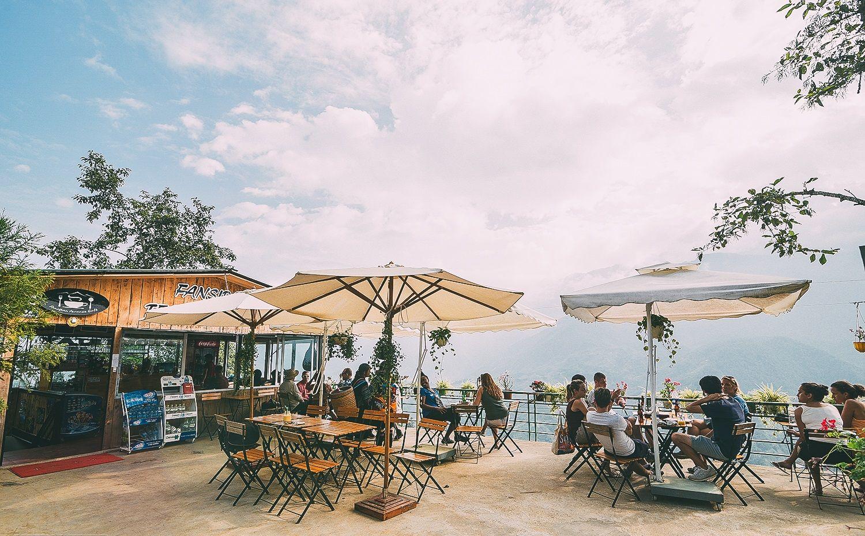 cafes in clouds in Sapa | Du lịch, Tours, Hà nội