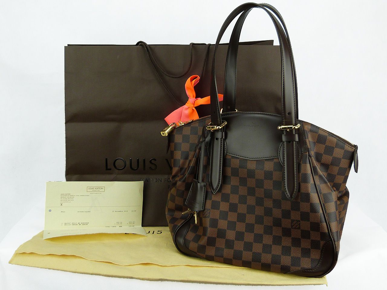Sac à main Louis Vuitton Verona MM Damier Promo : 850 €