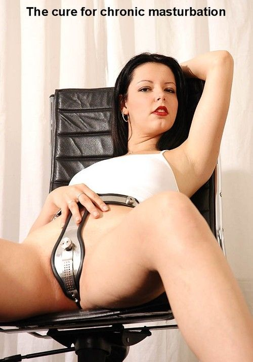 Soso... female chastity porn