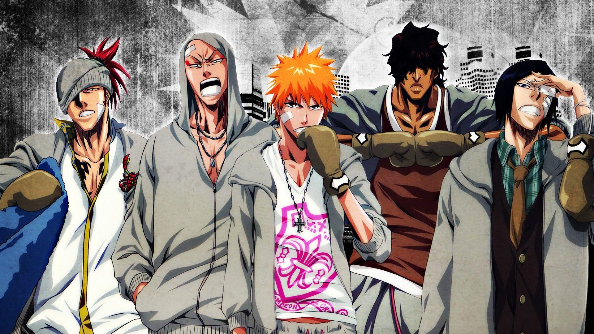 Anime &- Manga 4 All: Bleach Anime Wallpapers