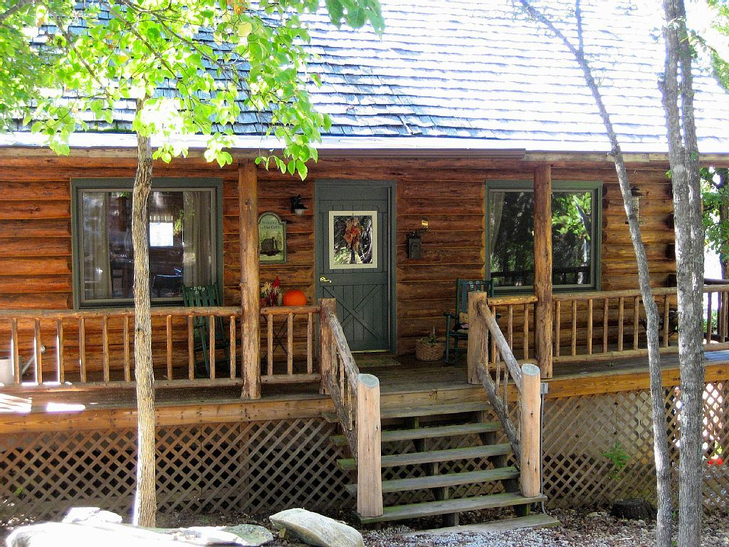 Etonnant Branson Vacation Rental   VRBO 118660ha   4 BR MO Cabin, Amish Log Home With