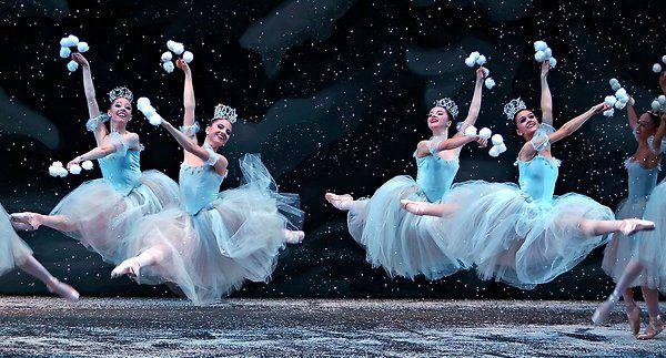 New York City Ballet S Nutcracker City Ballet Ballet Performances George Balanchine