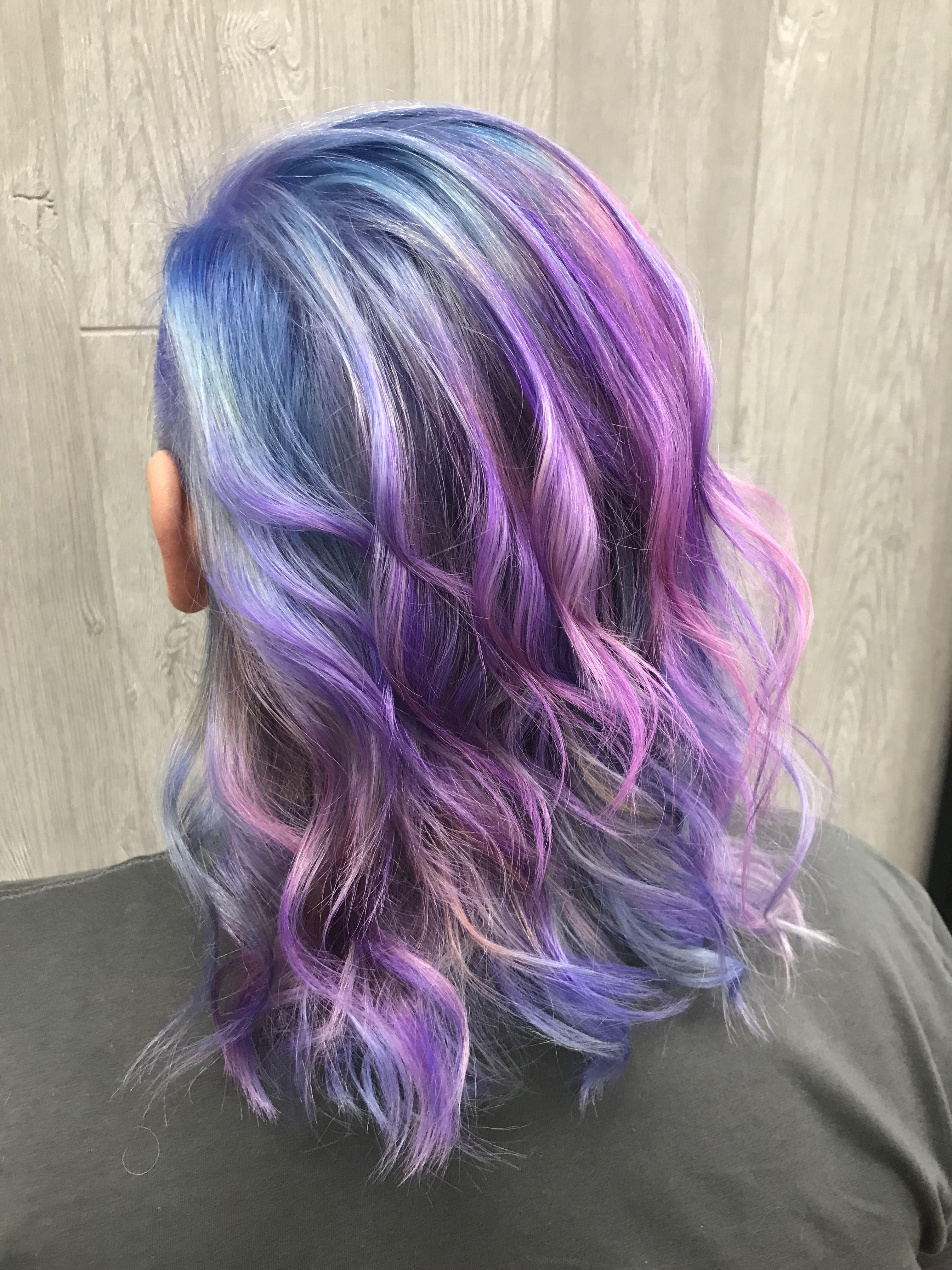 Adore Dye Purple Rage Lavender Watercolor Method Watercolour