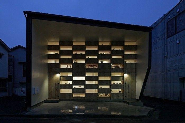 Amazing Moderne Fassaden Eine Ausgefallene Idee Für Ein Modernes Haus