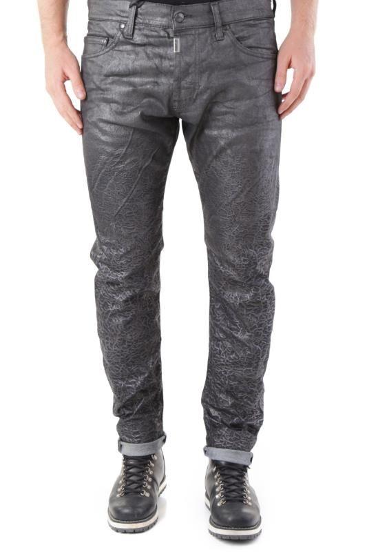 Pantaloni Uomo Absolut Joy (VI-P2466) colore Nero
