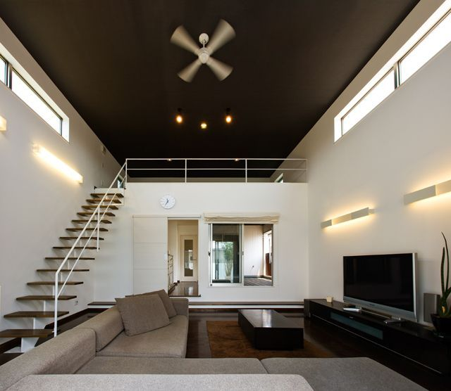 リビングの参考に ちょっと変わったおしゃれな天井施工例5選 住宅