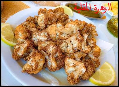 الزهرة المقلية Food Chicken Wings Chicken