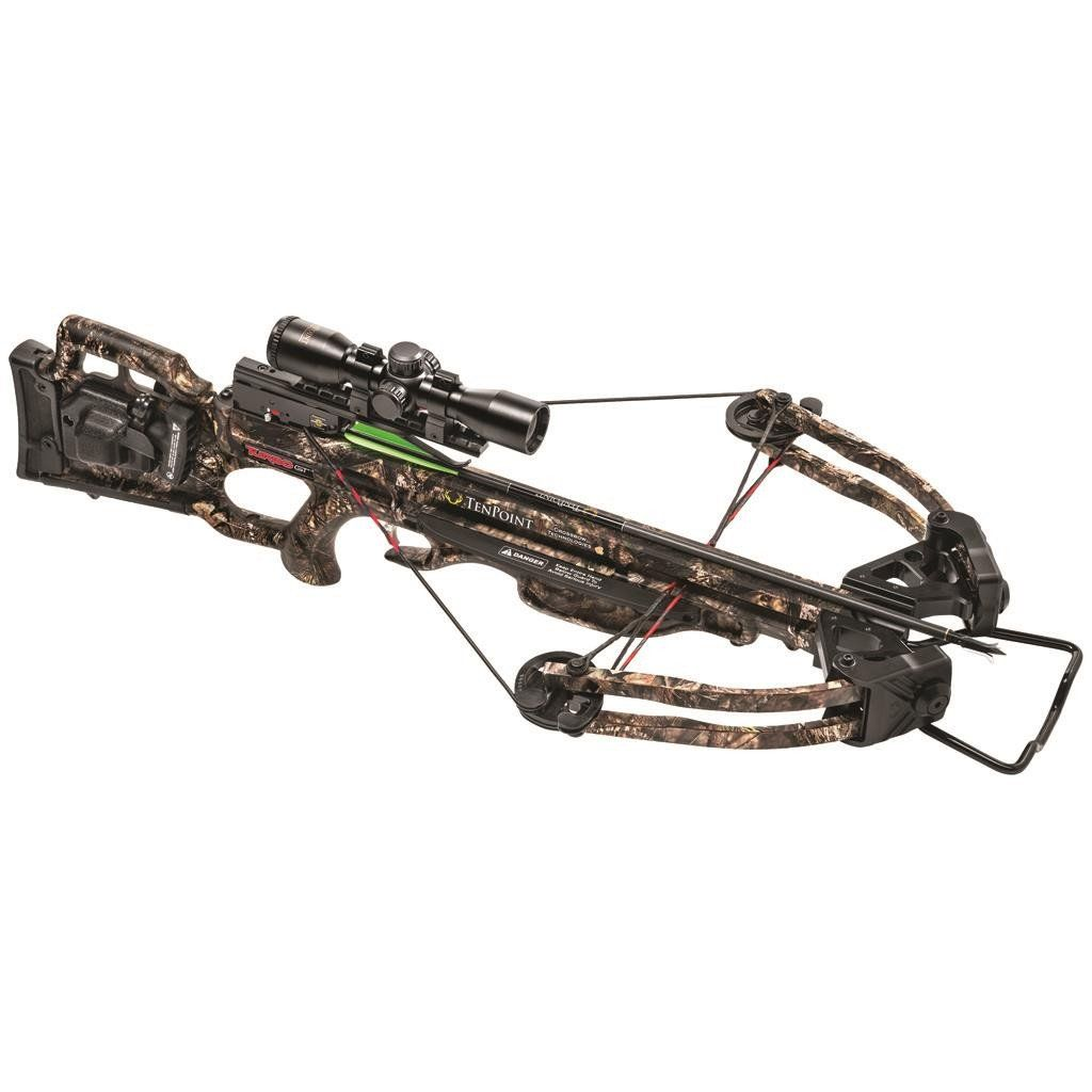TenPoint Turbo GT Crossbow Package Crossbow, Crossbow