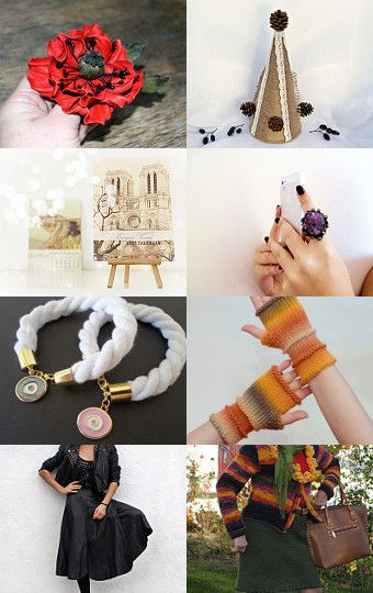 Weihnachtsgeschenke Guide.Christmas Gift Guide By Accessories 48 2 By Ann Korniets On Etsy
