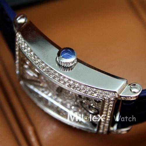 Đồng hồ Quartz  được chế tạo dưới quy trình như thế nào