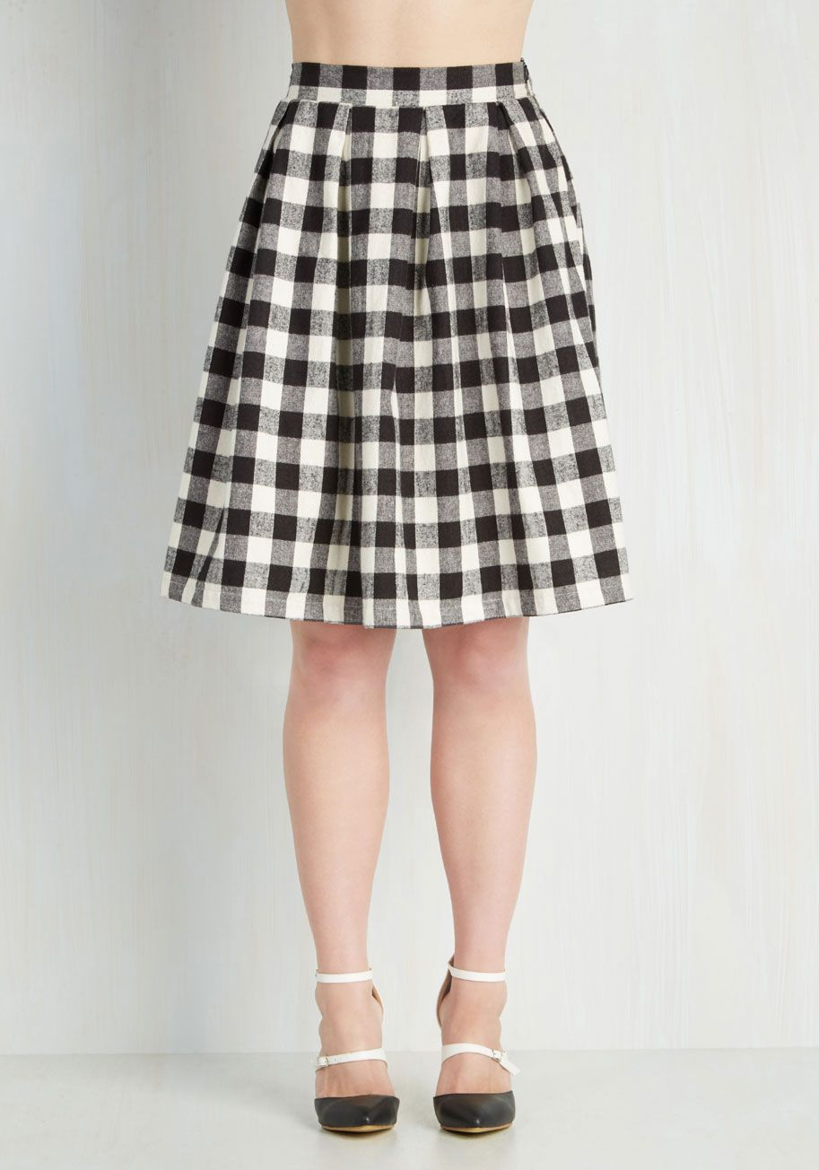 782adb8c514 Printed Skirts   Pants - First Edition Fanatic Skirt