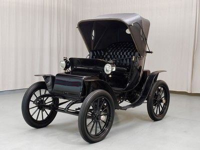 1908 Baker Electric Car For Sale Classic Cars Electric Cars For