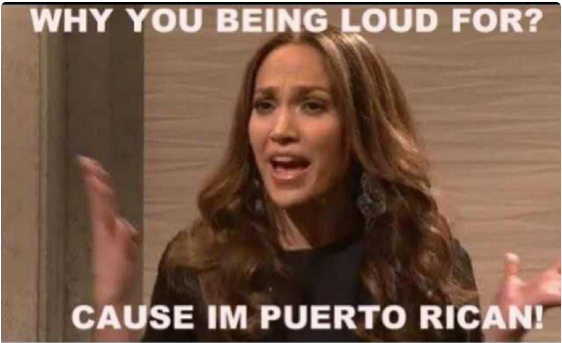 When you're just talking on the subway but everybody keeps looking at you: | 21 Photos That Are Way Too Real For Boricuas