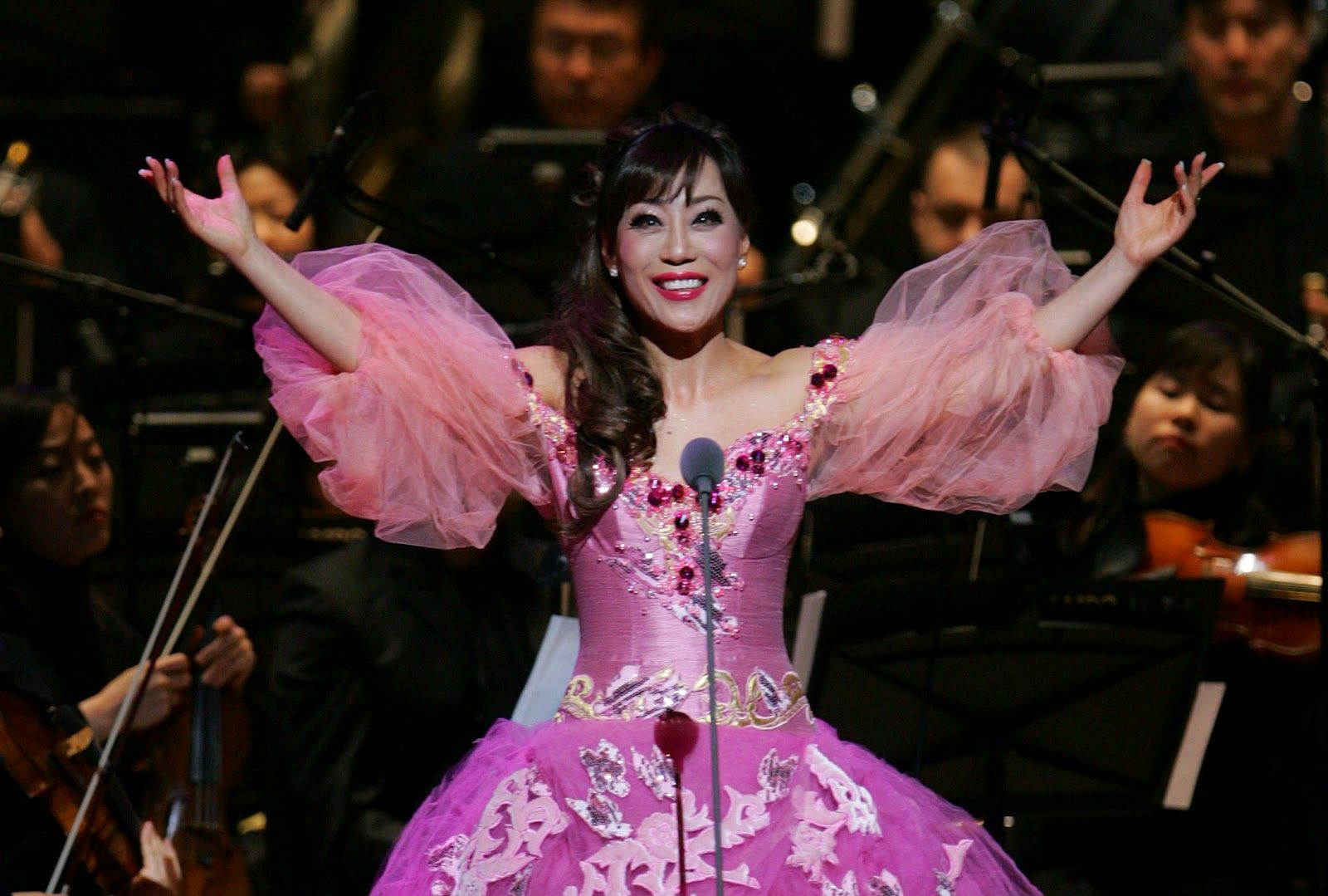 Sumi Jo Korean Soprano Sumi Jo Aurora Sleeping Beauty Pretty