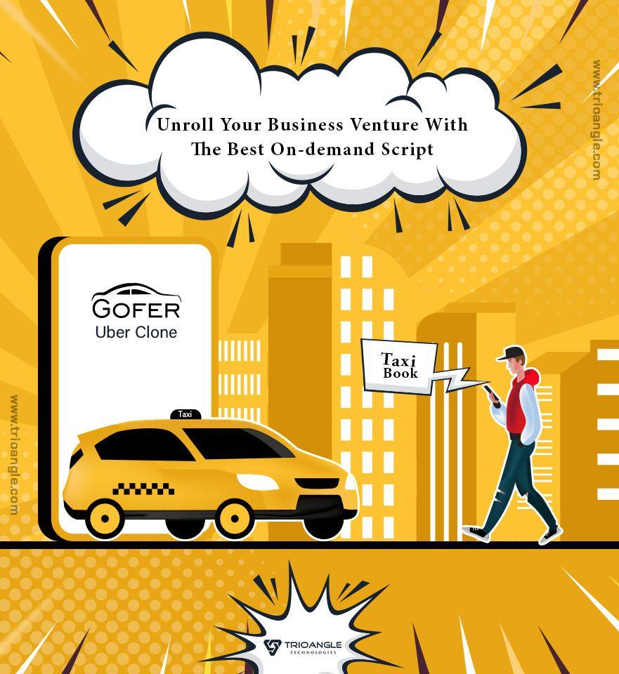 Best uber clone for business uber clone uber app