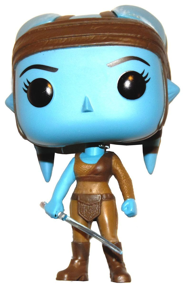 Aayla Secura 217 Episode Iii Revenge Of The Sith 2005 Star Wars Funko Pop Jedivssith Secura E Pop