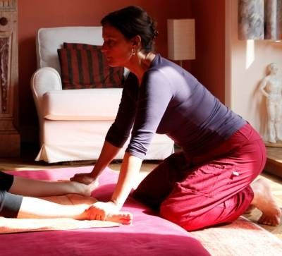 Wow Shiatsu massage after running | Shiatsu massage ...