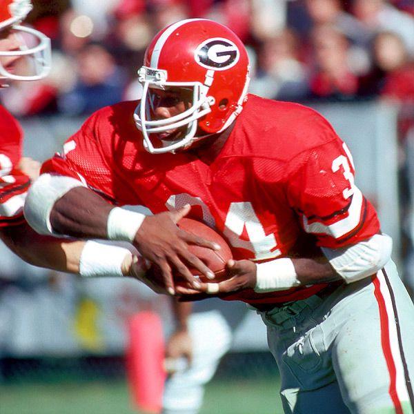 Don T Forget Herschel Walker Georgia Football Georgia Bulldogs Sec Football