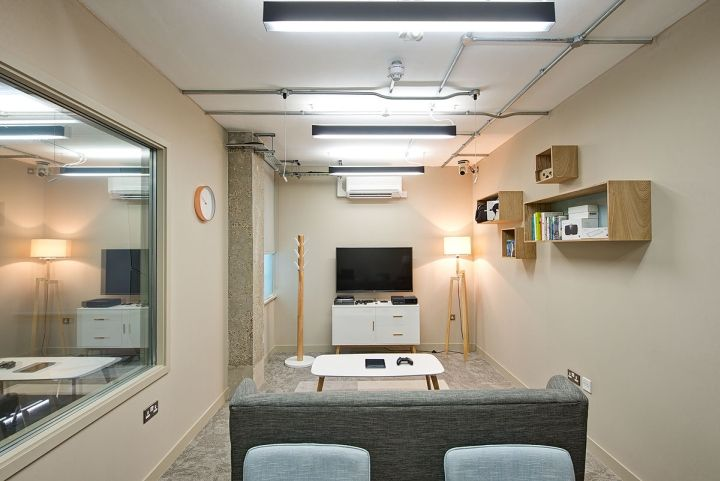 Spotless Office By CCWS Interiors, London U2013 UK » Retail Design Blog