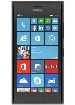 cheap for discount 22a0f cfa23 Nokia Lumia 735 Zwart | bascet | Tecnologia