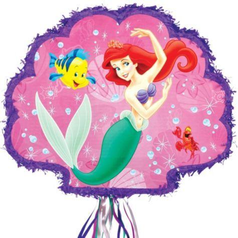 Little Mermaid Pinata - Party City | Little Mermaid Party