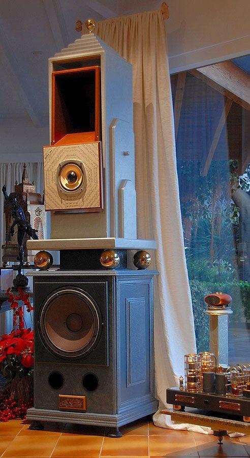 Pin by Mark Klein on Audio | Audio speakers, Hifi audio