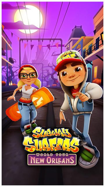 Subway Surfers Iphone Mobile Analytics And App Store Data Subway Surfers Subway Surfers Game Ios Games