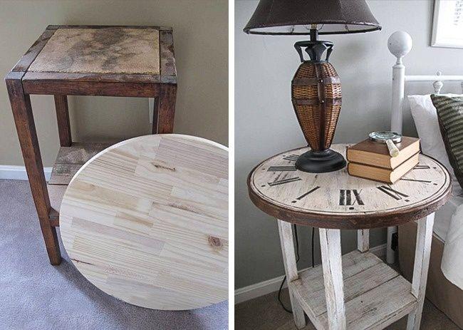 15 Ideas creativas para renovar tus viejos muebles | Pinterest ...