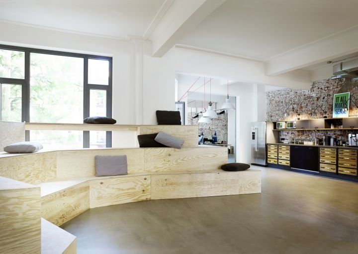 Geometry Global offices by PLY Studio, Hamburg – Germany » Retail Design Blog