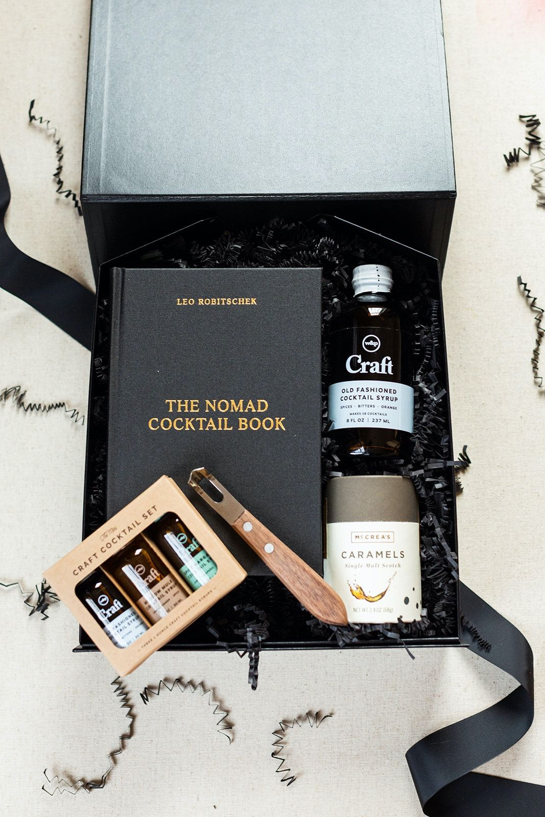 Cocktail kit lux box in 2020 cocktail kit gift