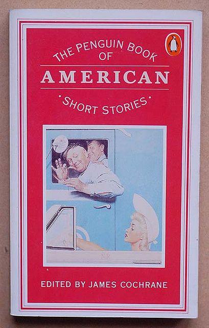 James Cochrane: The Penguin Book of American Short Stories by alexisorloff, via Flickr